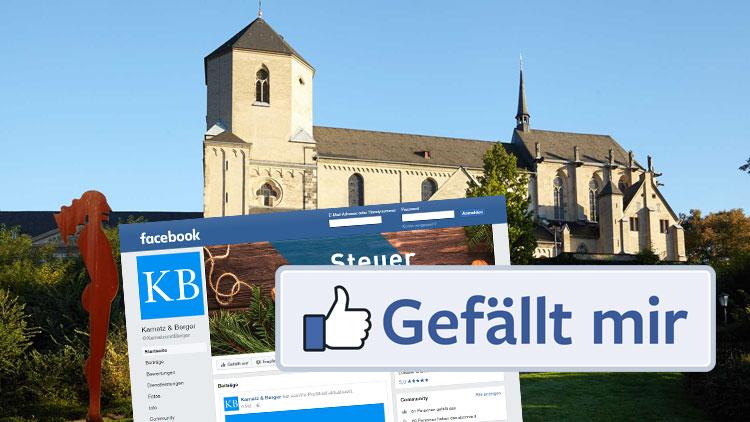 Karnatz & Berger auf Facebook unterwegs